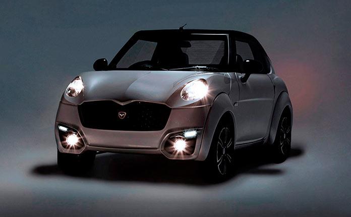 Мексика готова создать свой первый электромобиль стоимостью 25 тыс. долларов