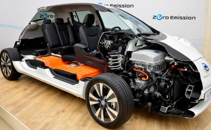 Аккумуляторы для электромобилей