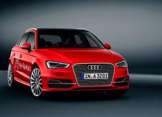 Audi A3 Sportback e-tron фото