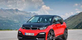 BMW i3s фото