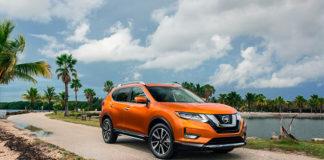 Nissan Rogue Hybrid фото