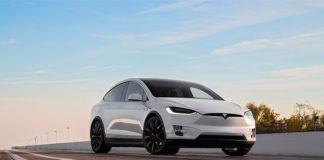 Tesla Model X 100D фото