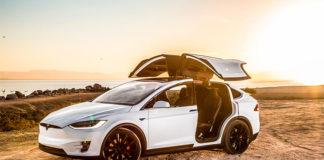 Tesla Model X 75D фото