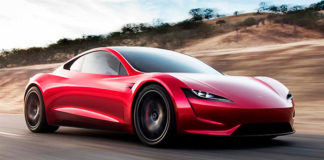 Tesla Roadster 2 2020 обзор