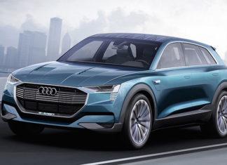 Audi e-tron quattro 2018 обзор