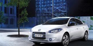 Renault Fluence Z.E. обзор