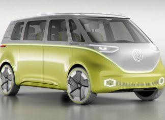 Volkswagen I.D. Buzz 2020 обзор