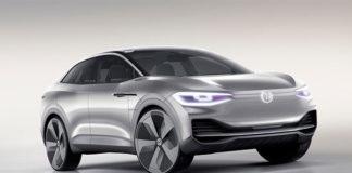 Volkswagen I.D. Crozz 2020 фото