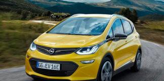 Opel Ampera-e 2017 фото