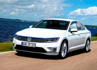 Volkswagen Passat GTE 2015 фото