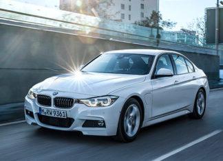 BMW 330e 2015 обзор