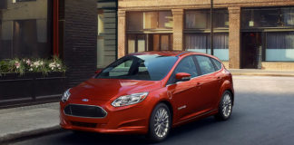 Ford Focus Electric 2012-2017